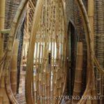 竹の建築☆グリーンビレッジ バンブーの素敵なインテリア / セメントタイル 仕入の旅